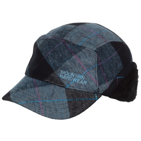 Mountain Hardwear Winter Flap Baseball Cap (For Men and Women)