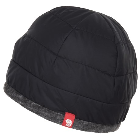 Mountain Hardwear Dynotherm Dome Beanie - Insulated (For Men And Women)