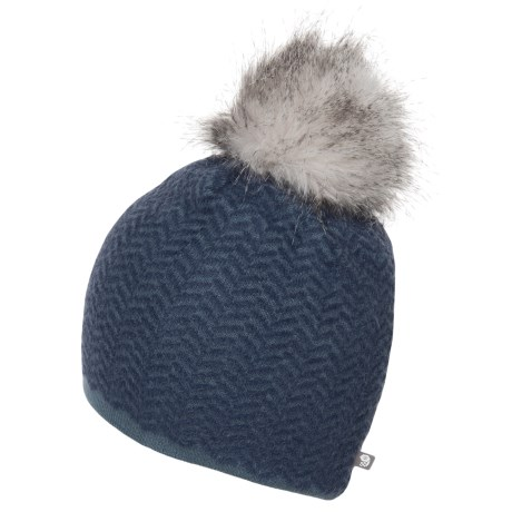 Mountain Hardwear Cattrack Beanie - Fully Lined (For Men and Women)