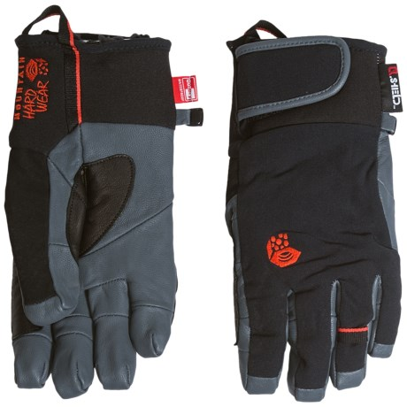 Mountain Hardwear Hydra Pro OutDry® Gloves - Waterproof, Insulated (For Men And Women)