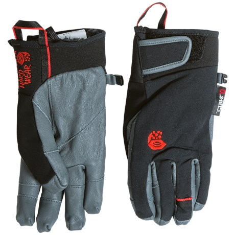 Mountain Hardwear Hydra Lite Gloves (For Men and Women)