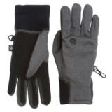 Mountain Hardwear Stimulus Polartec® Power Stretch® Gloves - Touchscreen Compatible (For Women)