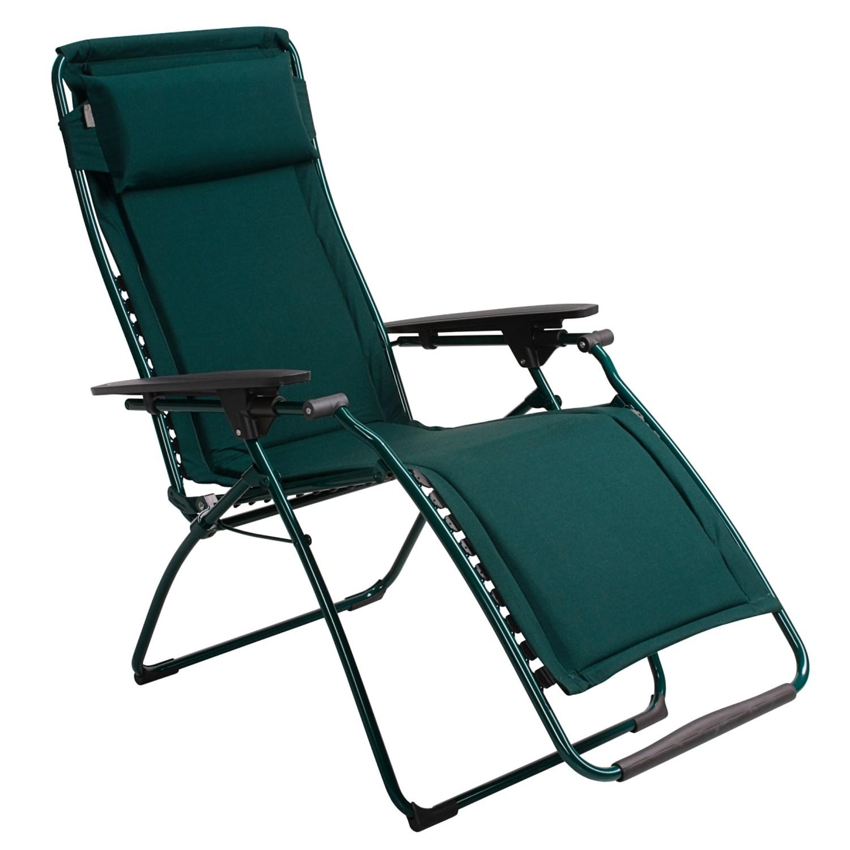 lafuma futura clipper xl folding recliner chair 2012t save 35. Black Bedroom Furniture Sets. Home Design Ideas