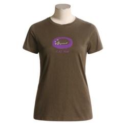 Hatley Jersey Shirt - Short Sleeve (For Women)