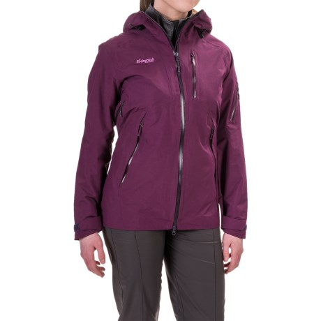 Bergans of Norway Haglebu Ski Jacket - Waterproof (For Women)