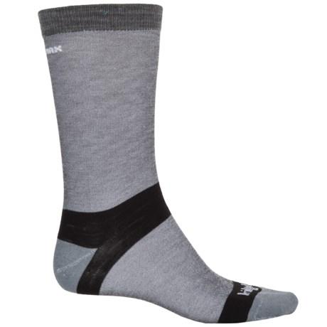 Bridgedale Hiking Liner Socks - CoolMax®, Crew (For Men)