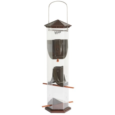 Nature's Way Nature's Way Deluxe Thistle Bird Feeder - Wide, 17""