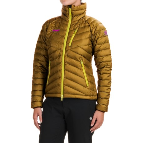 Bergans of Norway Slingsbytind Down Jacket - 700 Fill Power (For Women)