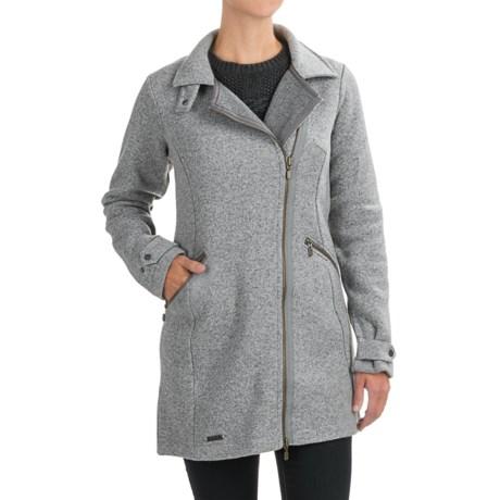 Bergans of Norway Isop Coat - Wool Blend (For Women)
