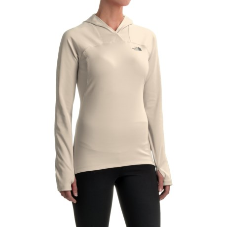 The North Face Any Distance Hooded Shirt - Long Sleeve (For Women)