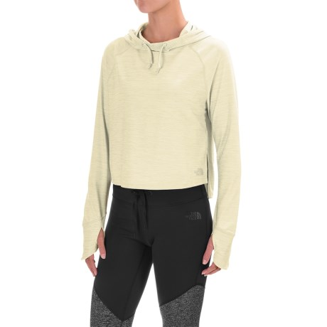 The North Face Cropped Motivation Hoodie (For Women)