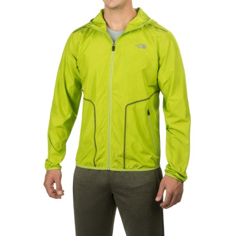 The North Face Ampere Wind Trainer Jacket - Hooded, Full Zip (For Men)
