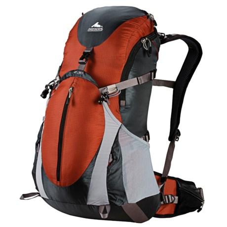 Gregory Z30 Backpack - Internal Frame