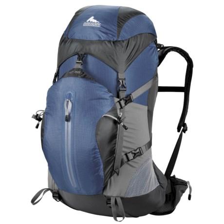 Gregory Z55 Backpack - Internal Frame