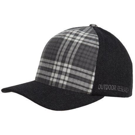 Outdoor Research Solo Cap - Wool Blend (For Men)