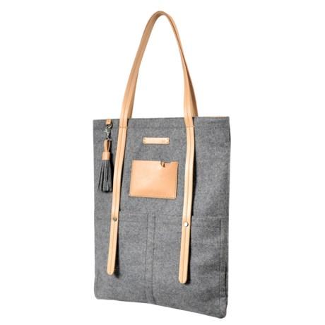 Sherpani Hadley Bag - Boiled Wool, Laptop Sleeve (For Women)