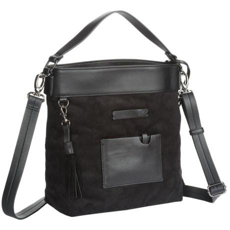 Sherpani Ethos Boheme Crossbody Bag - Removable Wristlet (For Women)
