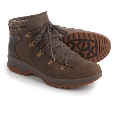 Merrell Eventyr Bluff Leather Boots - Waterproof (For Women)
