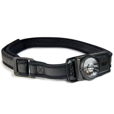 UCO Gear UCO A-45 Comfort Fit Headlamp - 11 Lumens