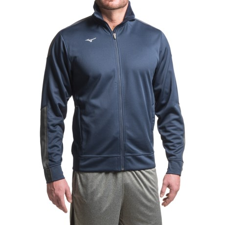 Mizuno Track Jacket (For Men)