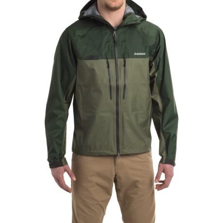 Sage Quest Ultralight Hooded Rain Jacket - Waterproof (For Men)