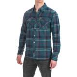 HippyTree Watson Flannel Shirt - Long Sleeve (For Men)