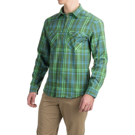 Allen Fly Fishing Exterus Meridian Shirt - UPF 50+, Long Sleeve (For Men)
