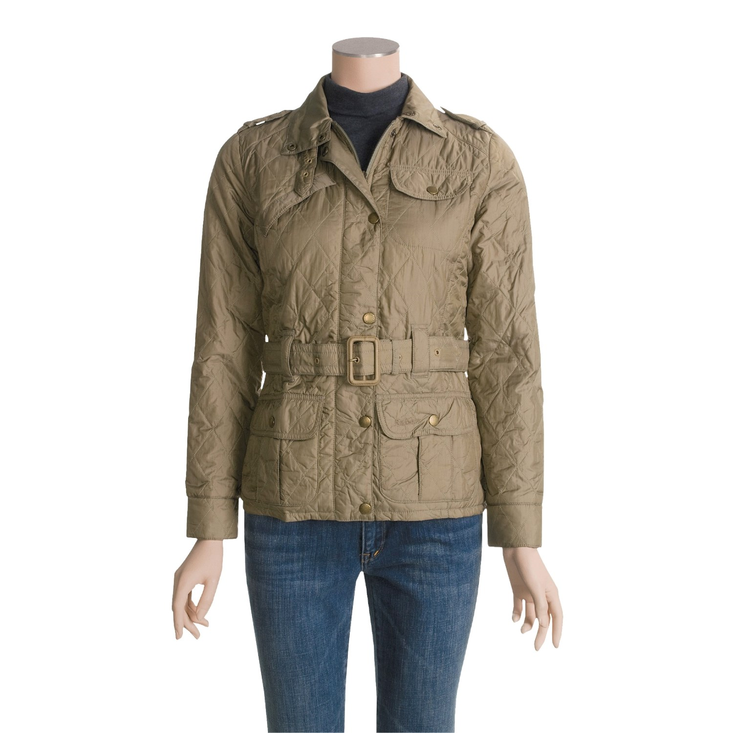 Barbour Flyweight Amelia Quilt Jacket For Women 2030M