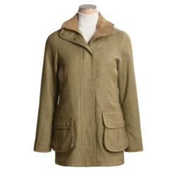 Barbour Berwick Tweed Jacket - Washable Wool, Waterproof (For Women)