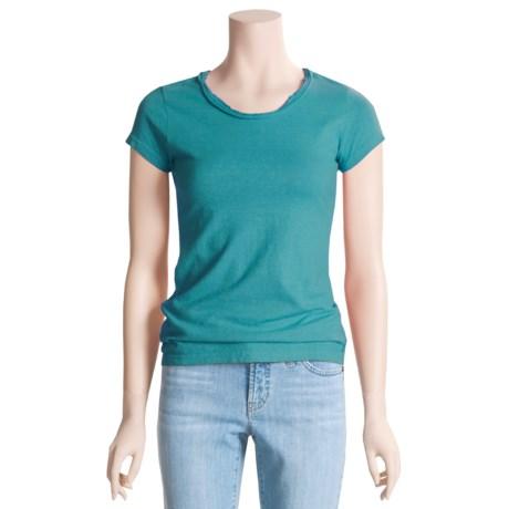Gramicci Margarita T-Shirt - Hemp-Organic Cotton, Short Sleeve (For Women)