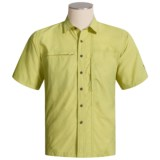 Mountain Hardwear Canyon Shirt - UPF 30, Short Sleeve (For Men)