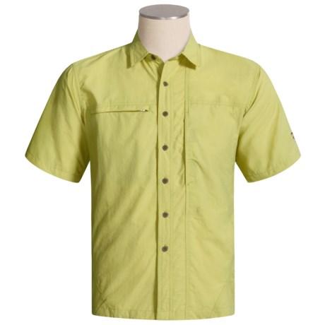 Mountain Hardwear Canyon Shirt - UPF 30, Short Sleeve (For Men)
