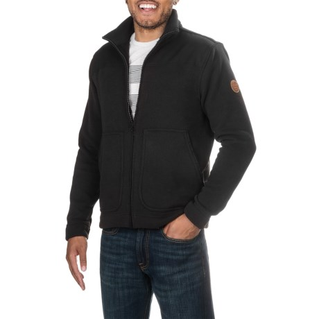 Timberland Spicket River Fleece Sweatshirt - Full Zip (For Men)