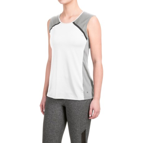 Layer 8 Stretch T-Shirt - Sleeveless (For Women)