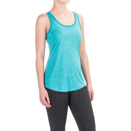 Layer 8 Double-Strap Tank Top (For Women)