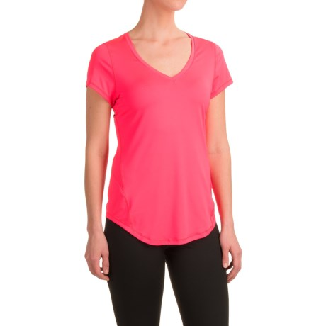 Layer 8 Swift Tech T-Shirt - Short Sleeve (For Women)