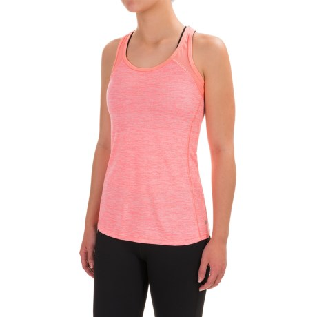 Layer 8 Accelerate Keyhole Tank Top (For Women)