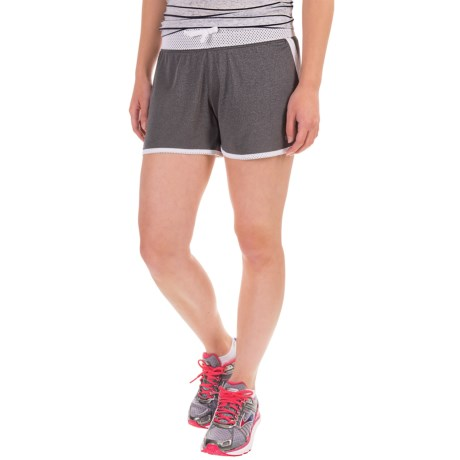 Layer 8 Classic Gym Shorts (For Women)
