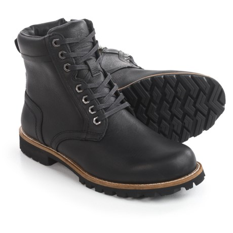 Kodiak Delson Leather Boots - Waterproof (For Men)