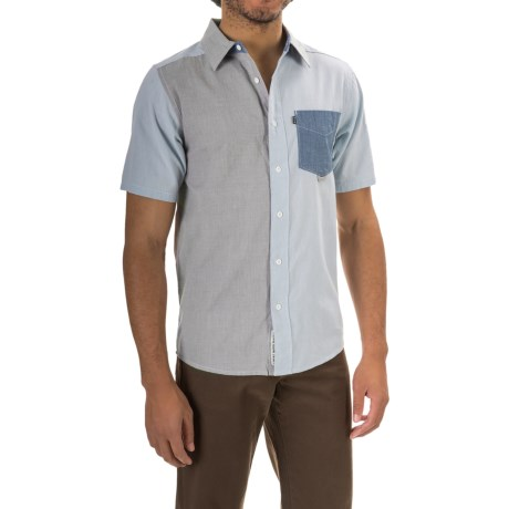 Kavu Melvin Shirt - Short Sleeve (For Men)