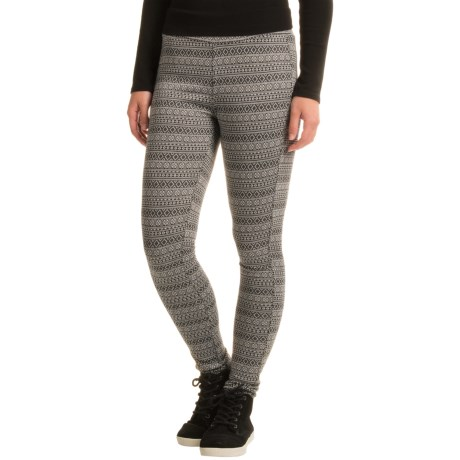 Kavu Mid Rise Ladies Leggings (For Women)