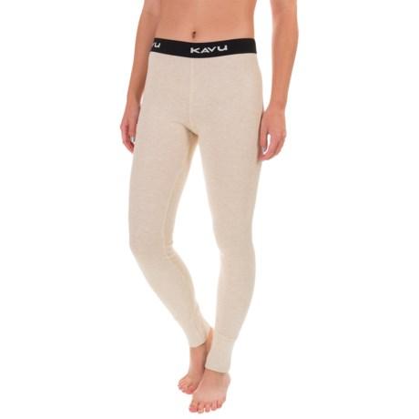Kavu Lucca Long Underwear Leggings (For Women)