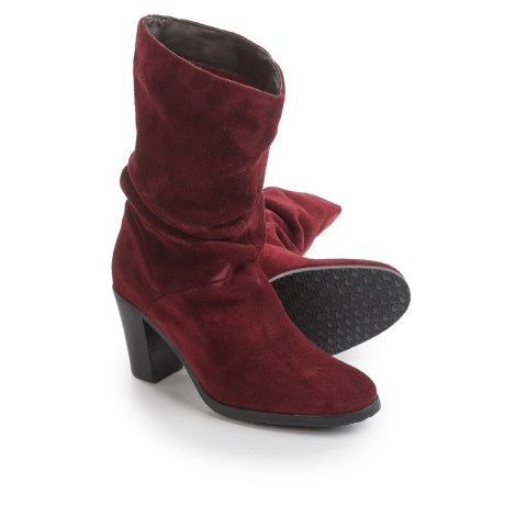 Santana Canada Carly Suede Boots - Fleece Lined (For Women)