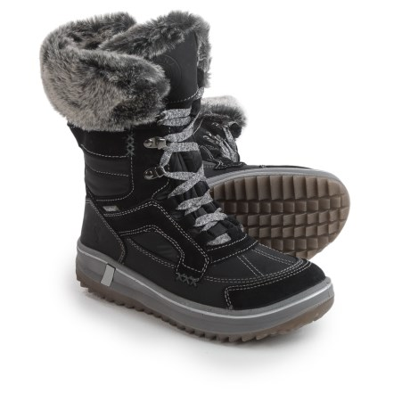Santana Canada Marta Snow Boots - Waterproof (For Women)