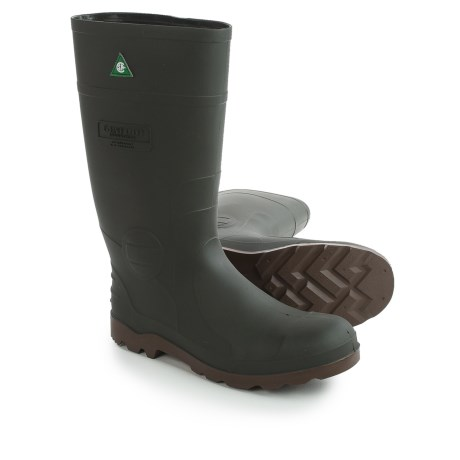 Kamik Defense 3 Rubber Work Boots - Waterproof, Safety Toe (For Men)