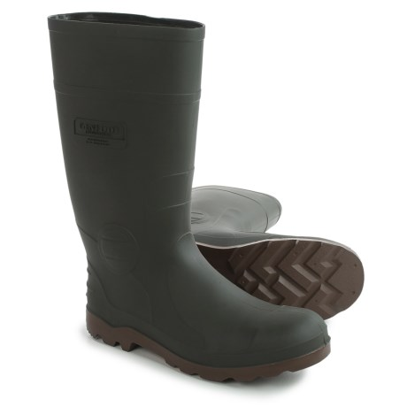 Kamik Defense Rubber Rain Boots - Waterproof (For Men)