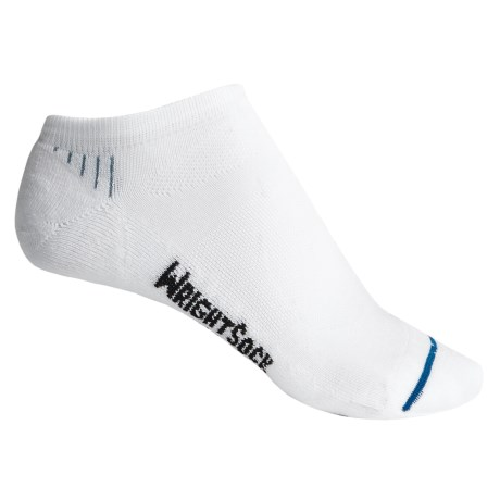 Wrightsock Velocity No-Show Socks - Below the Ankle (For Men and Women)