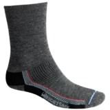 Wrightsock Slim Hiking Socks - Merino Wool, Crew (For Men and Women)