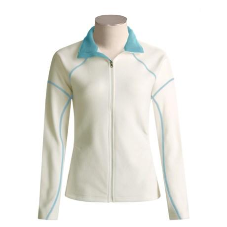 Mountain Hardwear MicroChill Polartec® Jacket (For Women)