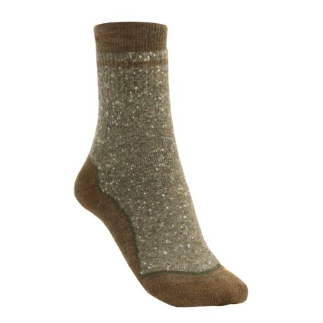 Keen Nome Crew Socks - Merino Wool, Midweight (For Women)